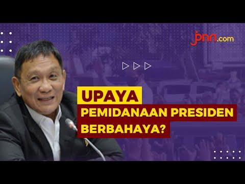 Pelaporan Jokowi ke Bareskrim Dinilai Membahayakan, TNI Diminta Turun Tangan