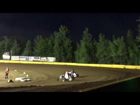 Paul Richards Hamlin Speedway 7-1-17