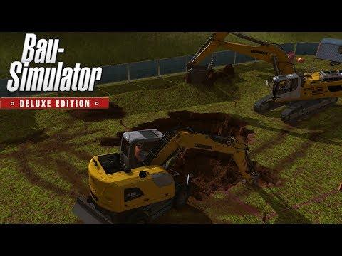 Bug Simulator Vol. 9 - Bau-Simulator 2015 Liebherr A 918 #01  
