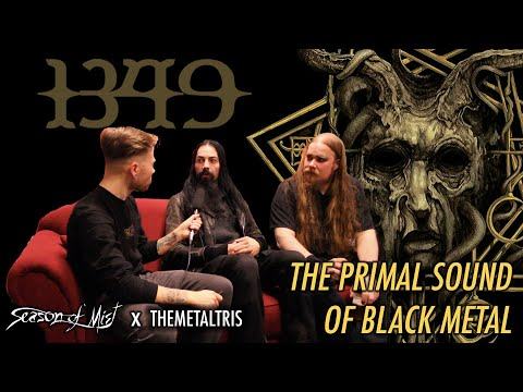 1349 - Interview Part 2: The Primal Sound of Black Metal