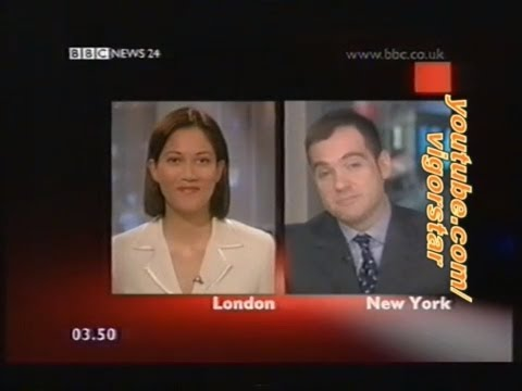 Retro TV: BBC News - World Business Report (2001)