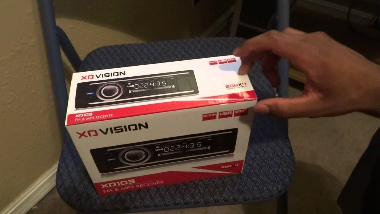 medium resolution of xo vision xd103 review youtube xo vision xd103 wiring harness xo vision xd103 review