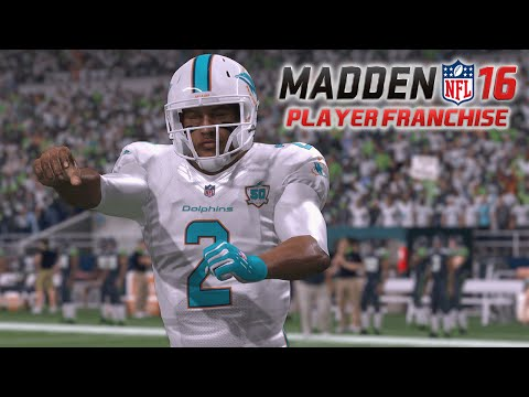 Madden NFL 16 - QB Player Franchise Ep. 1 - 2018 Preseason [Season 1]