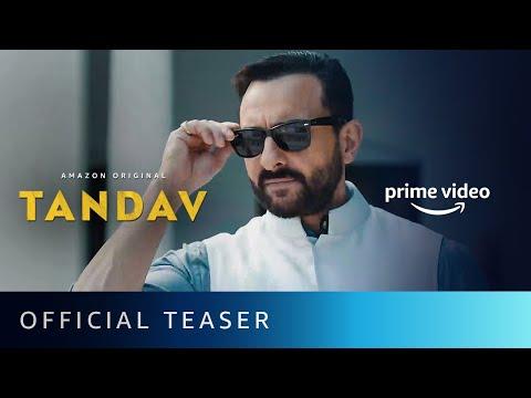 Tandav - Official Teaser | Saif Ali Khan, Dimple Kapadia, Sunil Grover | Amazon Original | Jan 15