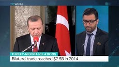 Interview with Mehmet Celik from Daily Sabah newspaper on Turkey-Nigeria relations
