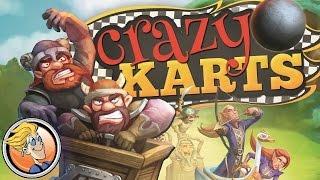 Crazy Karts — GAMA Trade Show 2016