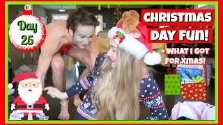 Merry Christmas From My Crazy Family To Yours! | Vlogmas 25
