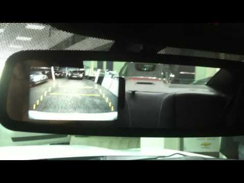 Camera de Recul Camaro 2SS 2012