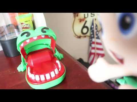 Gil and the Crocodile Dentist