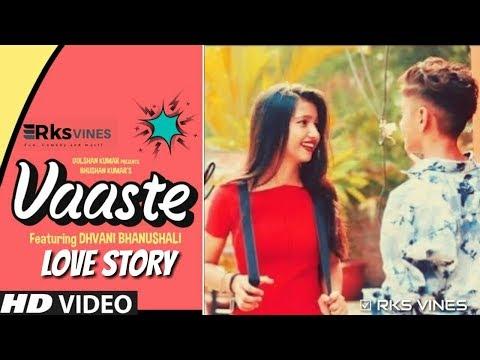 Vaaste Song: Dhvani Bhanushali, Tanishk Bagchi | Choreography By Rahul Aryan | Sad Love Story