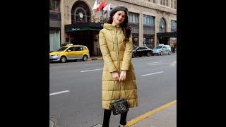 Женская куртка с капюшоном и воротником стойкой размера плюс 4xl 5xl 6xl женское зимнее пальто