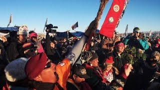Dakota Access Pipeline Will Be Re Routed In A Victory For Standing Rock Tribe