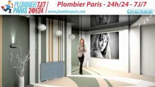 Plombier Paris 24h/24 et 7j/7(http://www.plombierparis.com/. Problèmes de tuyauteries ? Faites appel à PLOMBIERPARIS.COM ! Que se soit pour une fuite d'eau, un WC bouché, ou un ..., 2011-06-17T18:58:57.000Z)