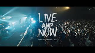 """The BONEZ / LIVE DVD """"LIVE AND NOW"""" Official Trailer"""
