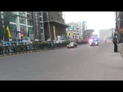 Pope Francis Unprecedented Security in Dhaka | Pope Francis in Dhaka Bangladesh |Pope Francis Convoy