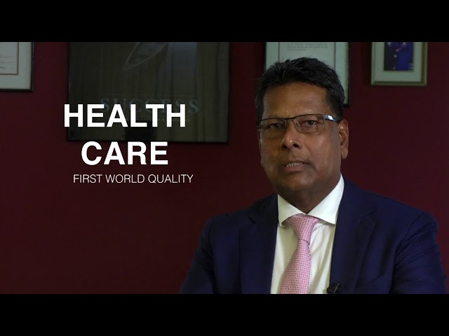 Robert Badal on Health Care - Guyana needs - FREE HIGH-QUALITY MEDICAL CARE for all Guyanese!