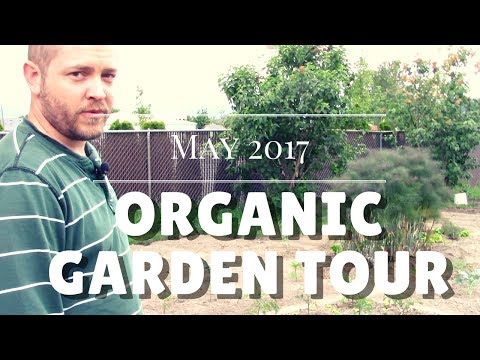 Pacific Northwest Organic Garden Tour - May 2017