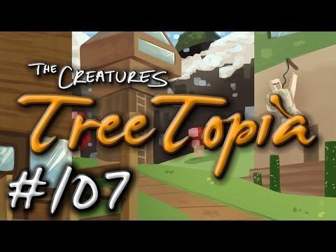 PLASTIC BAG - Minecraft: TreeTopia Ep.107