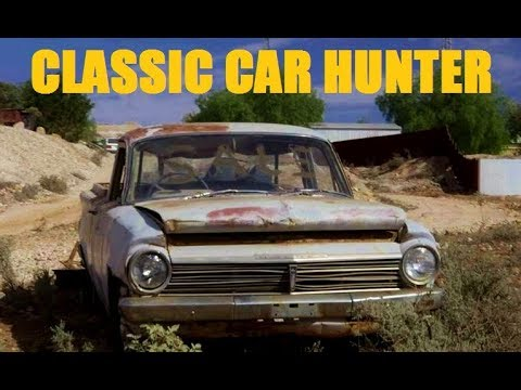 Classic Car Hunter - White Cliffs