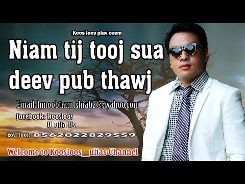 Niam tij tooj sua deev pub thawj 2/2/2018 thumbnail