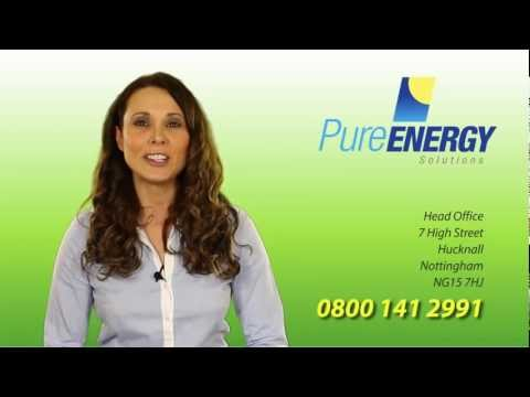 Pure Energy Solutions Solar PV Photovoltaic Installation Nottingham Midlands Nationwide