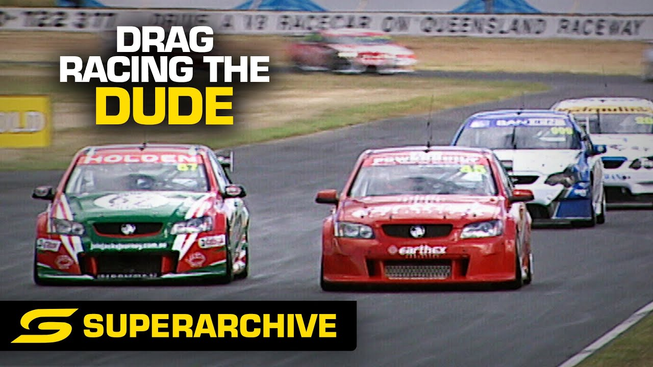 Race 3 Highlights - Ipswich 300 [Full Race - SuperArchive]   2010 Fujitsu V8 Supercar Series