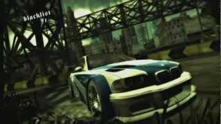 Клип по игре Need for Speed MW