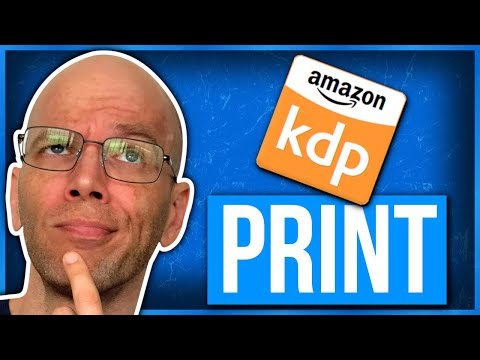 KDP Print Book Review | Self-Published Book Unboxing