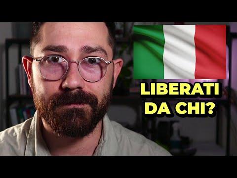 L'ipocrisia della festa della liberazione