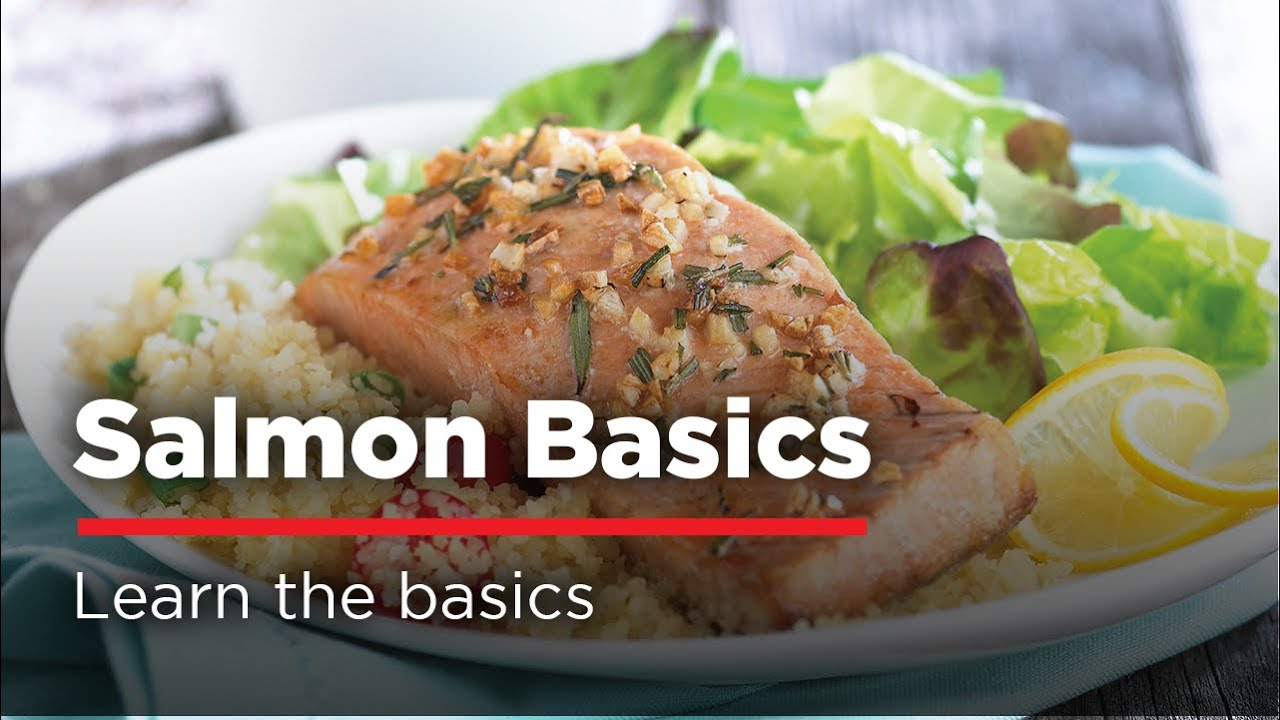 Heb Seafood Tutorial: How To Bake Salmon