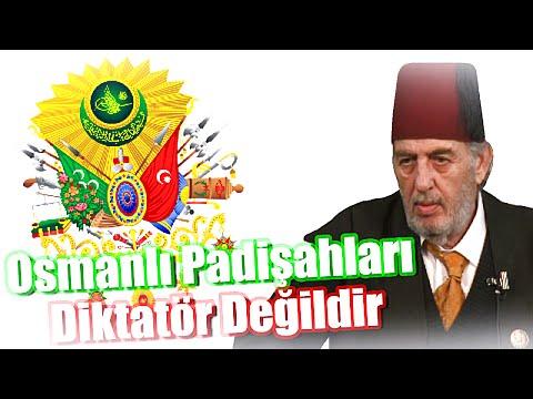 (C123) Cumartesi Sohbetleri - Osmanlı Padişahları, Üstad Kadir Mısıroğlu, 14.02.2015