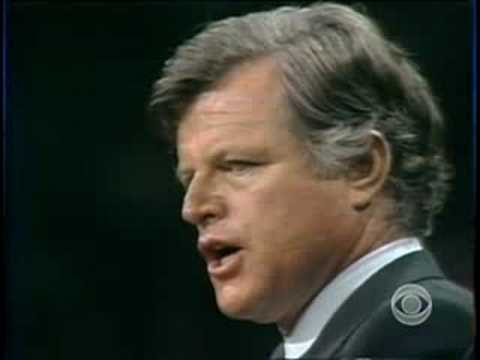 Tribute To Ted Kennedy