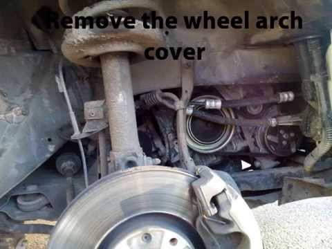 how to change rear window washer nozzle volvo v70 2001