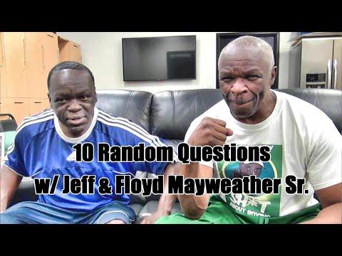 10 Random Questions: Floyd Mayweather Sr. (w/ Jeff Mayweather)... - FLOYD PAUL 3 - 2021