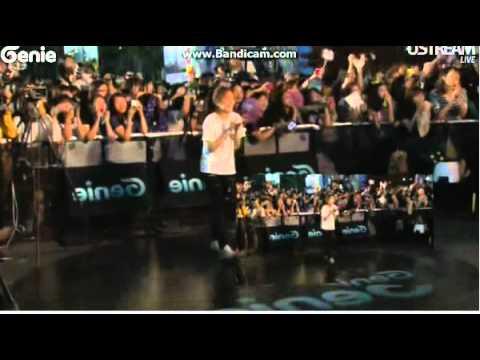 Genie AR Show w/ EXO-K: Run&Gun + History (Lee EunHwa)
