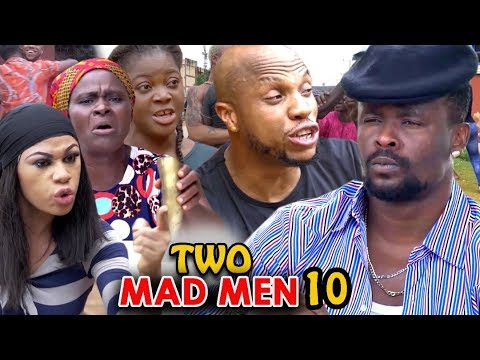 Download TWO MAD MEN SEASON 9&10 Finale - Zubby Michael 2020 Latest Nigerian Nollywood Movie Full HD