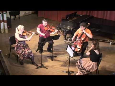 Ferdinand Ries - Quartet in D minor