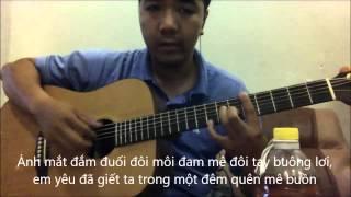 SAY TINH - DamVinhHung (L'ITALIANO) [Guitar solo] [K'K]