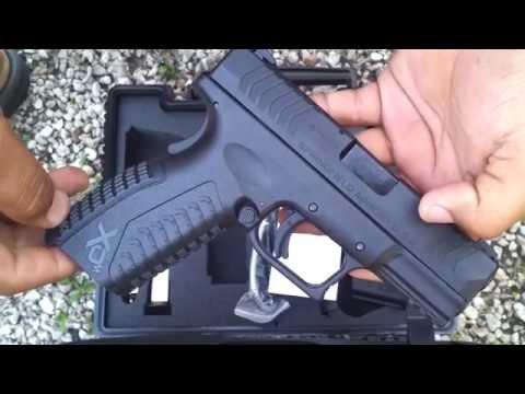 Xdm 9mm 3.8 full size grip