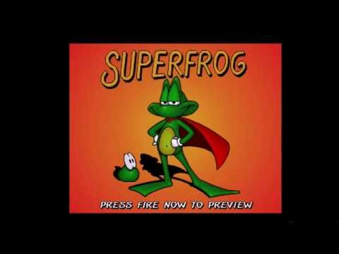 Amiga 500 - Superfrog Music Preview