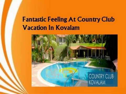 Country Club Kovalam Beach