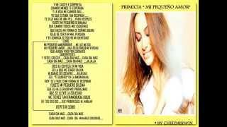 MI PEQUEÑO AMOR  - MYRIAM HERNANDEZ