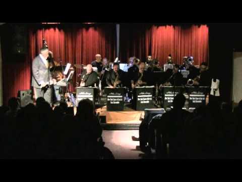 Mike Longo band with Ira Hawkins-Corcovado