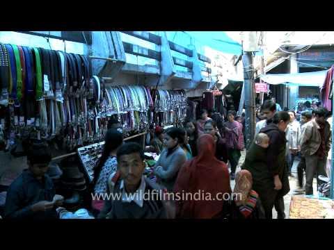 Shopping in Hong kong market, Dimapur