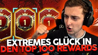 MEGA LUCK IN TOP 100 PLAYERPICKS & MEINE TAKTIK & MEIN JUBEL | Fifa 21 Rewards Pack Opening | Pain