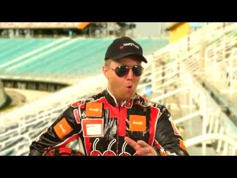 The World's Most Dangerous Trader - NASCAR