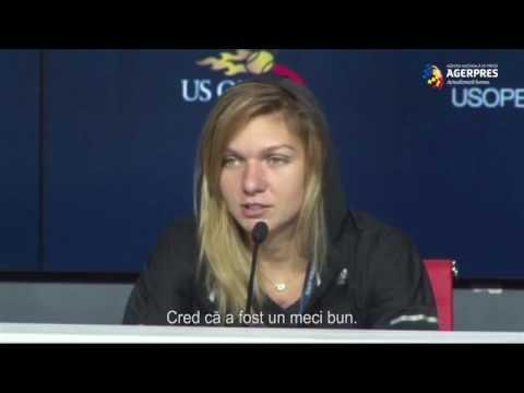 Simona Halep, învinsă de Serena Williams în sferturi la US Open
