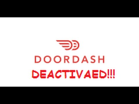 What to do if DoorDash Deactivates You