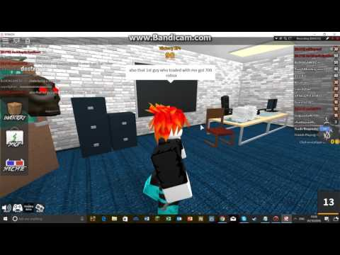 HOW TO SCAM ON MURDER MYSTERY 2 ROBLOX [GET GODLY KNIFES FOR FREE] 2016
