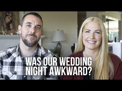 Did Chastity Make Our Wedding Night Awkward?